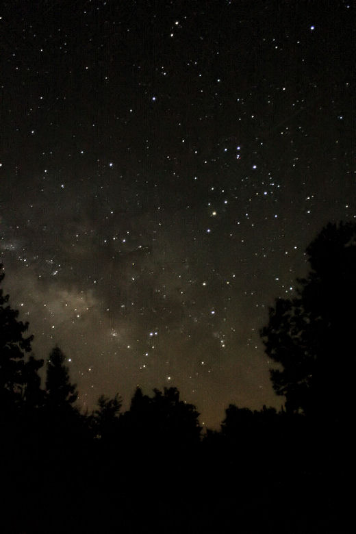 Scorpius & the Milky Way