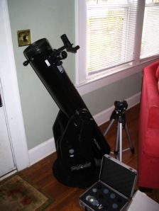 "Orion Skyquest Classic 6"" Dobsonian Reflector"