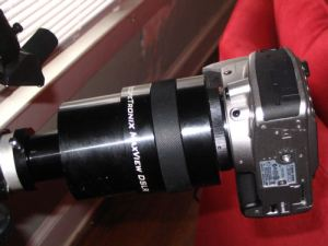 Adapter Extended - for tighter (closer) shots